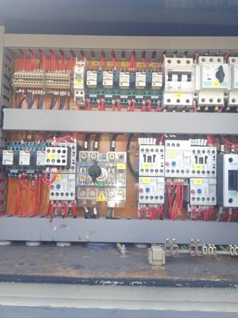 34833_חיווט חשמלי לצילר