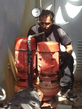 34838_טיפול במשאבות מים בצילר