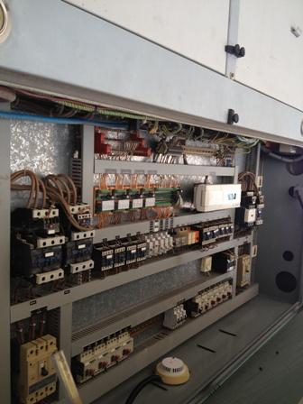 34840_לוח חשמל צילר 100 טון קירור