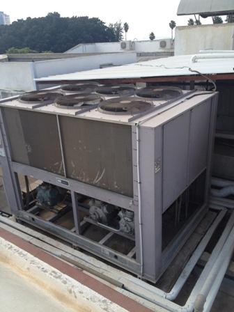 34841_יחידת קירור א.א. רום מיזוג אויר מרכזי