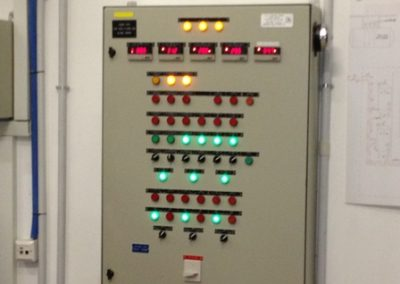 34867_רום אויר - בקרת קירור מים בחדר מכונות